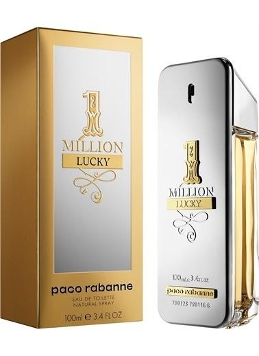 Paco Rabanne 1 Million Lucky Edt 100 Ml Erkek Parfümü Renksiz